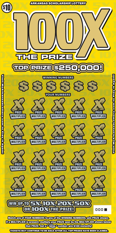 100X the Prize