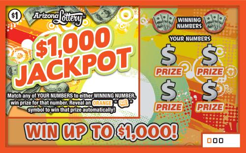 $1,000 Jackpot
