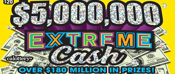 $5,000,000 Extreme Cash