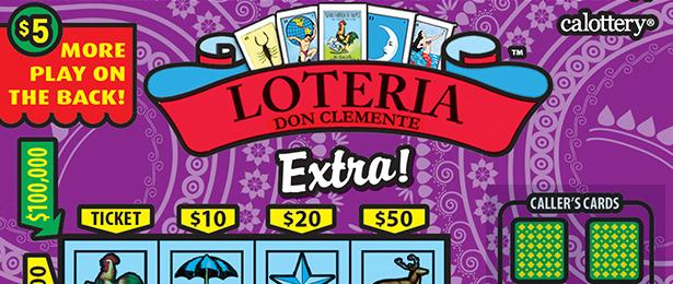 LOTERIA™ EXTRA!