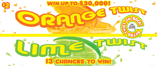 Orange Twist Lime Twist