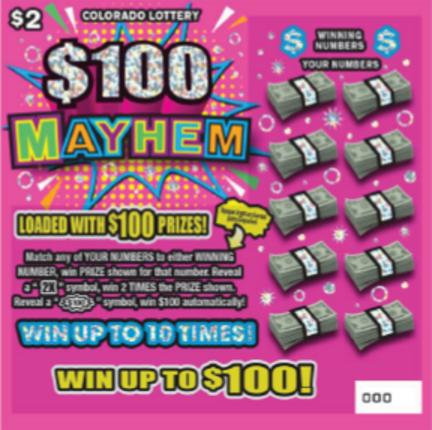 $100 Mayhem