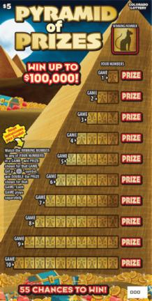 Pyramid of Prizes