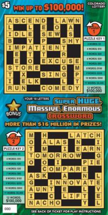 Super Huge, Massive, Enormous Crossword