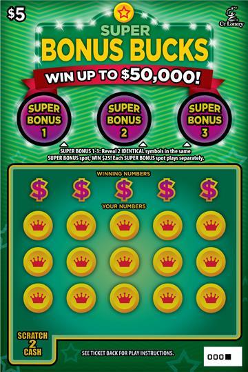 Super Bonus Bucks