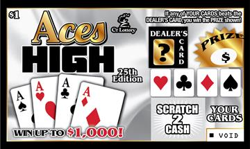 ACES HIGH 25TH EDITION