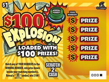 $100 Explosion