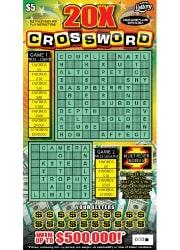 20X CROSSWORD