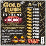 $2 GOLD RUSH SUPREME