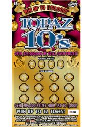 TOPAZ 10's