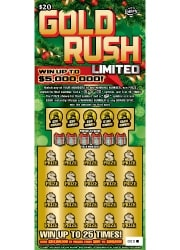GOLD RUSH LIMITED