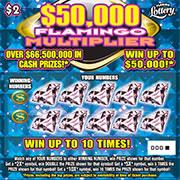 $50,000 FLAMINGO MULTIPLIER