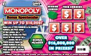 $1 MONOPOLY BONUS SPECTACULAR