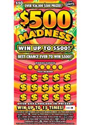$500 MADNESS