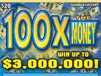 100X THE MONEY