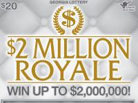 $2 MILLION ROYALE