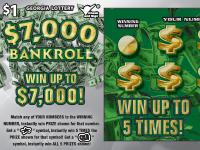 $7,000 BANKROLL