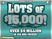 LOTS OF $15,000!