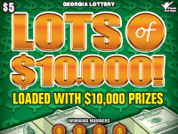 LOTS of $10,000!