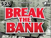 BREAK THE BANK