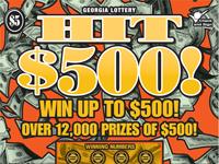 HIT $500!