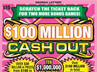 $100 MILLION CASH OUT