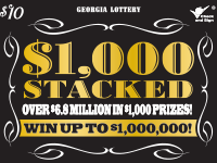 $1,000 STACKED