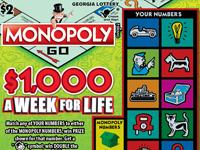 MONOPOLY $1,000 A WEEK FOR LI