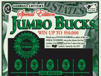 $2 Special Edition JUMBO BUCK