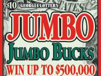 JUMBO JUMBO BUCKS