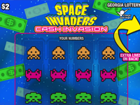 SPACE INVADERS CASH INVASION