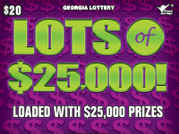 LOTS of $25,000!