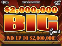 $2,000,000 BIG Game