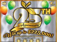 $5 25TH Anniversary