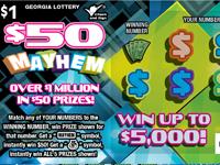 $50 MAYHEM