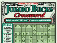 JUMBO BUCKS Crossword