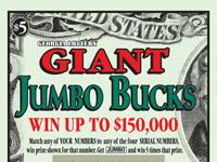 GIANT JUMBO BUCKS