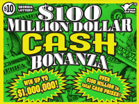 $100 MILLION DOLLAR CASH BONA