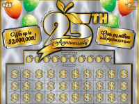 $25 25TH Anniversary