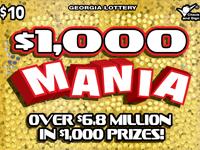 $1,000 MANIA