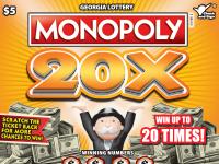 MONOPOLY 20X