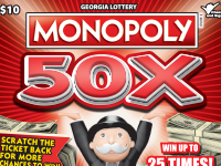 MONOPOLY 50X
