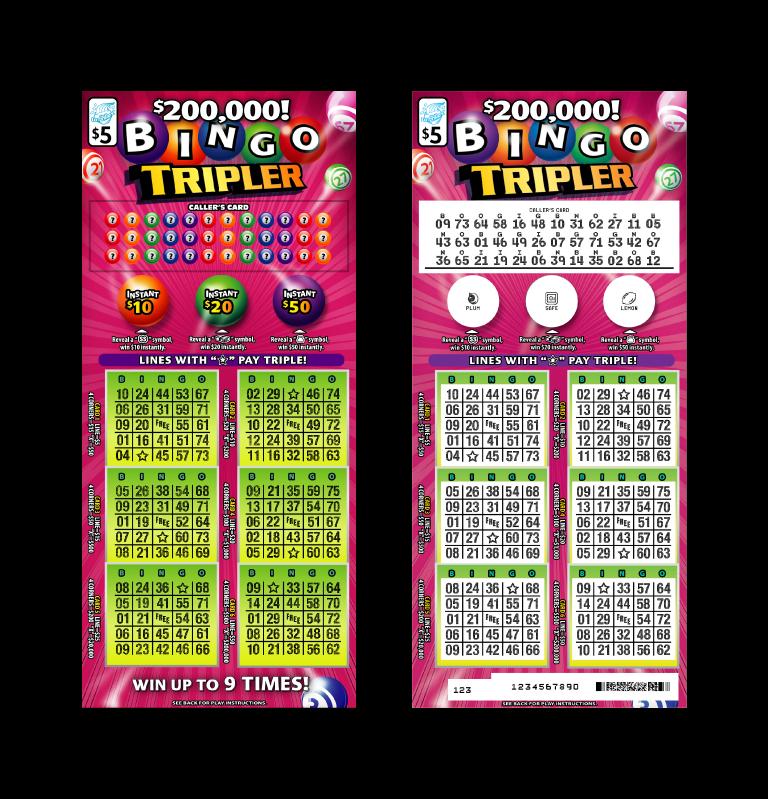 $200,000! BINGO TRIPLER