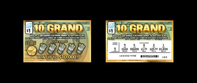 10 GRAND