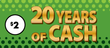 20 YEARS OF CASH