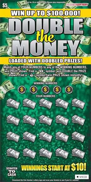 DOUBLE THE MONEY