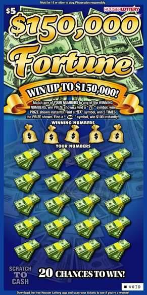 $150,000 FORTUNE