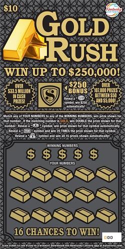 Gold Rush $10