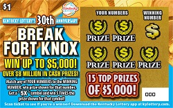 $1 Break Fort Knox