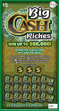 Big Cash Riches